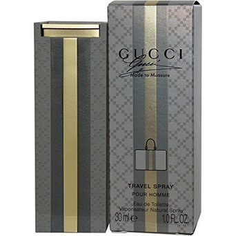 Gucci Made to Measure Eau de Toilette Spray For Men uploaded by Ali Robert M.