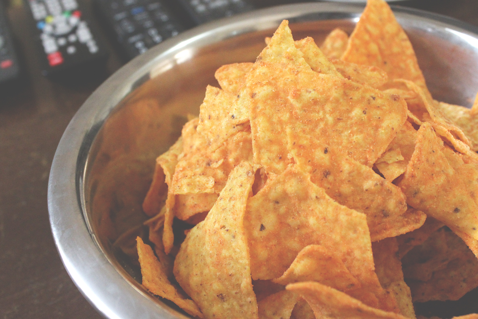 Doritos® Collisions Cheesy Enchilada & Sour Cream Tortilla Chips uploaded by Andressa F.