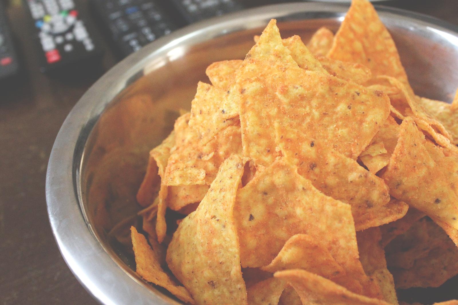 Doritos® Collisions Cheesy Enchilada & Sour Cream Tortilla Chips uploaded by Andressa F.