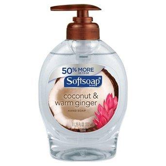Softsoap Coconut & Warm Ginger Liquid Hand Soap, 11.25 fl oz uploaded by Shyrita B.