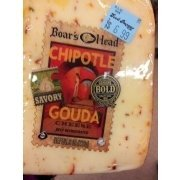 Boar's Head Chipotle Gouda Cheese uploaded by Jeniffer B.