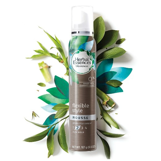 Herbal Essences bio:renew Flexible Style Mousse uploaded by Bia S.