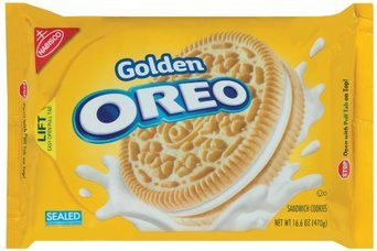Nabisco Golden Oreo Sandwich Cookies uploaded by Dusty K.