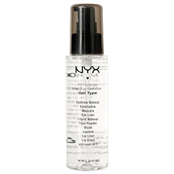 NYX Gel Type Clear Makeup Remover uploaded by meryem A.
