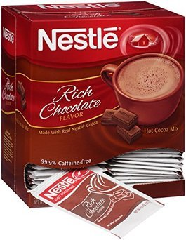 Nestlé Hot Cocoa Mix Rich Milk Chocolate uploaded by Claudia L.