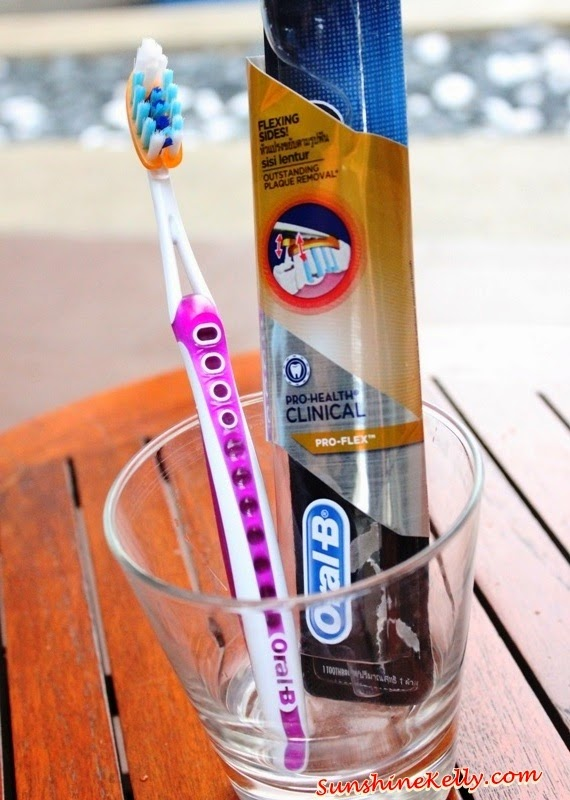 Oral-B ORAL B Pro-Health Pro-Flex Toothbrush uploaded by Andressa F.