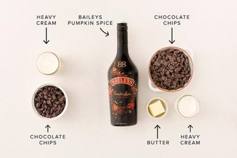 Baileys Irish Cream Pumpkin Spice Liqueur uploaded by Angel M.