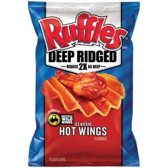 Ruffles® Deep Ridged Classic Hot Wings Potato Chips uploaded by Hildret A.