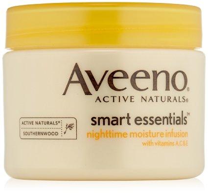 Photo of Aveeno® Smart Essentials® Nighttime Moisture Infusion uploaded by khadeeja l.