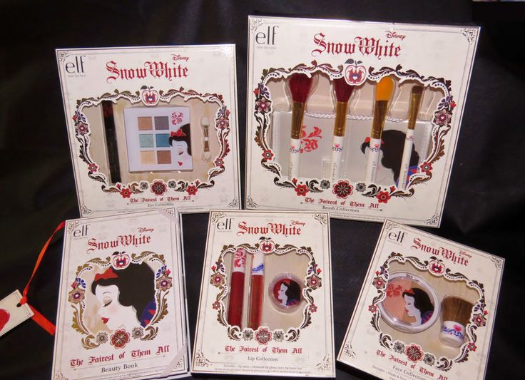 e.l.f. Disney Snow White Eye Collection uploaded by kaTTy B.