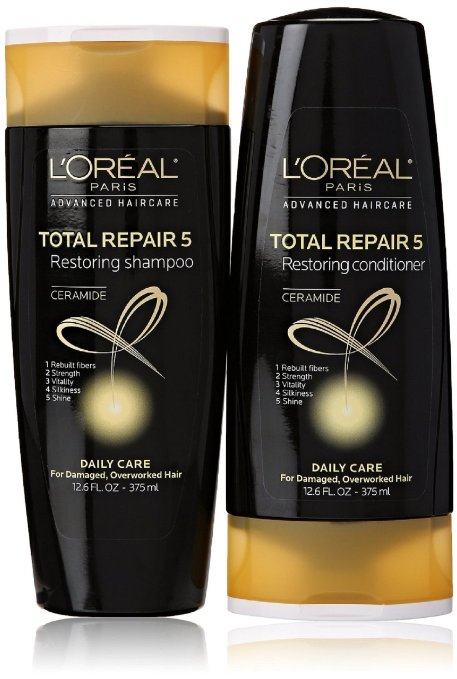 L'Oréal Professionnel Shampoo Soft Cleanser Vitamino Color A-OX uploaded by Massiel C.