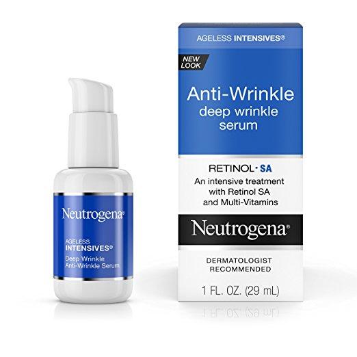 Neutrogena® Ageless Intensives® Anti-Wrinkle Deep Wrinkle Serum uploaded by Maria P.