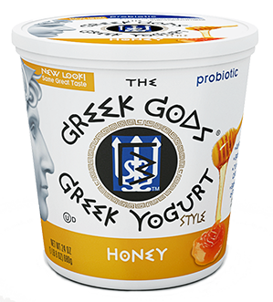 The Greek Gods Greek Yogurt Style Honey uploaded by Michelle V.
