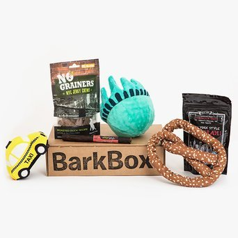 BarkBox uploaded by Katy S.