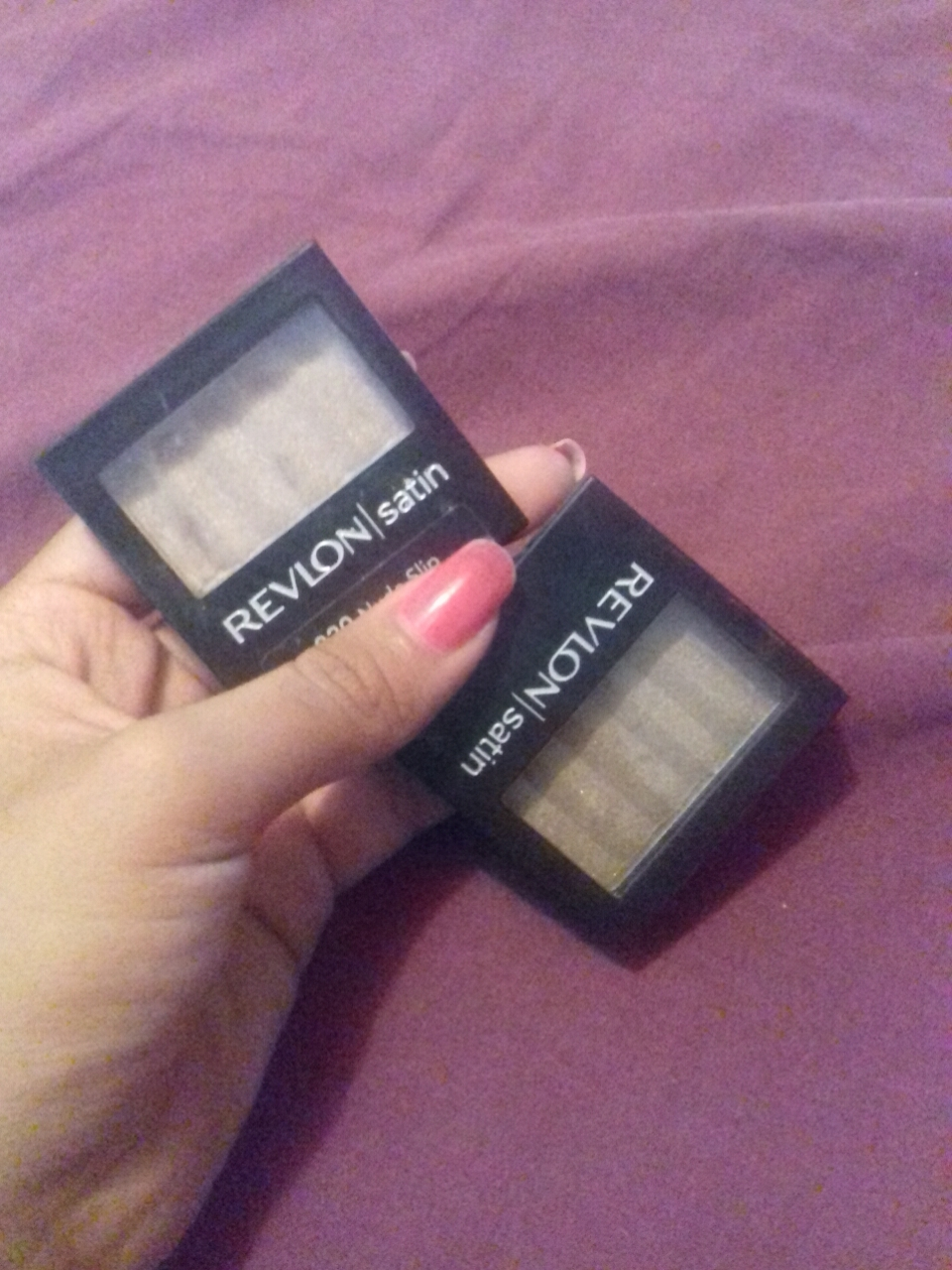 Revlon Luxurious Color Satin Eye Shadow uploaded by Estefania B.