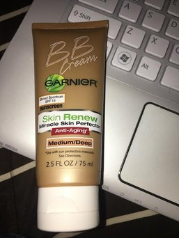Garnier SkinActive 5-in-1 Miracle Skin Perfector Anti-Aging BB Cream uploaded by Estefany Q.