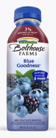 Bolthouse Farms Blue Goodness uploaded by Stacy O.