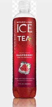 Sparkling ICED Teas - Raspberry uploaded by member-b14d0c40d