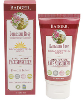 Badger Balm SPF 15 Lightly Scented Sunscreen - Lavender Scent uploaded by alexandra r.