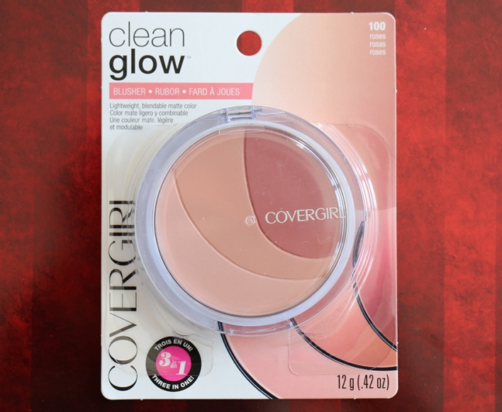 Photo of COVERGIRL Clean Glow Blush uploaded by Macarena P.