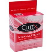 Cutex Nail Polish Remover Pads uploaded by Karlene C.