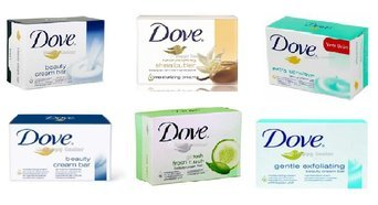 Dove® Men + Care Deep Clean 4 oz. Bar Soap 4 ct Bars uploaded by Gaby H.