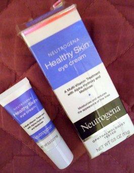 Neutrogena® Eye Cream Radiance Boost uploaded by Laura R.