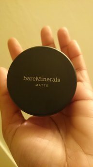 bareMinerals MATTE Foundation Broad Spectrum SPF 15 uploaded by Lindsey o.