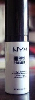 NYX Cosmetics HD Studio Photogenic Primer Base uploaded by Cher S.