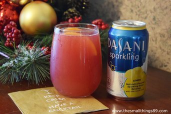 Dasani® Sparkling Lemon Water Beverage uploaded by Teresa L.