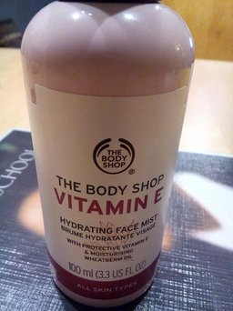 The Body Shop Vitamin E Hydrating Kit uploaded by Philomel R.