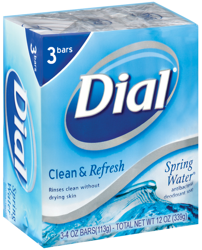 Dial® Antibacterial Hand Sanitizer Foam Refill uploaded by McKenzie T.