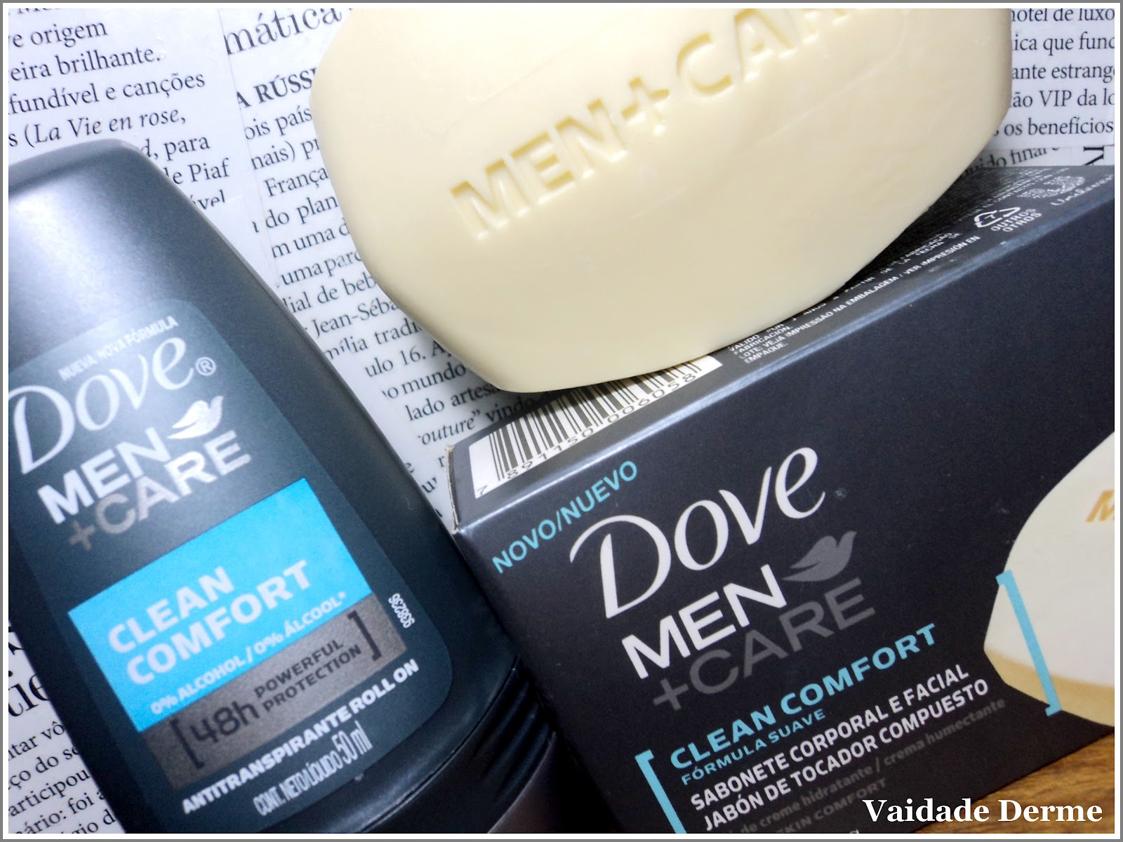 Dove Men+Care Clean Comfort Body And Face Bar uploaded by Pereira L.