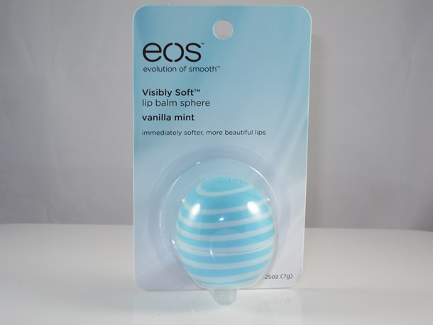 eos® Visibly Soft Lip Balm uploaded by Ahad A.