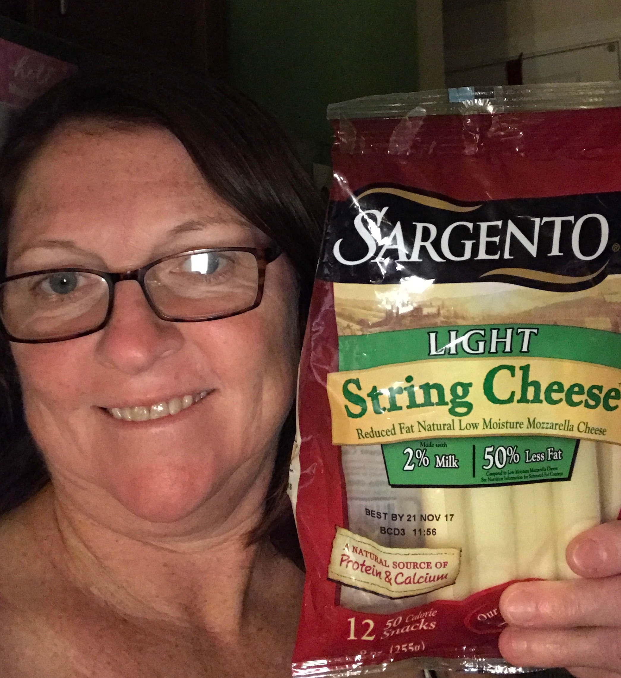 Sargento Light String Cheese uploaded by Denise V.