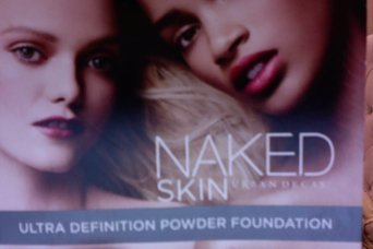Urban Decay Naked Skin Powder Foundation uploaded by Francis A.