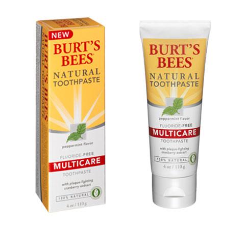 Burt's Bees Toothpaste uploaded by Marjan S.
