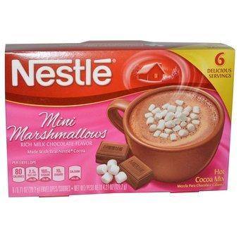 Nestlé® Mini Marshmallow Rich Chocolate Hot Cocoa Mix 30-0.71 oz. Packets uploaded by Jessica S.