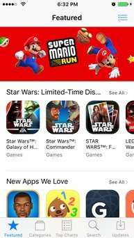 Apple Store uploaded by Mya G.