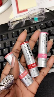 Photo of ChapStick® Total Hydration Tinted Coral Blush Lip Balm uploaded by Lafayette D.