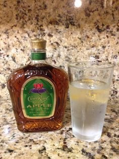 Crown Royal Apple uploaded by eurydice g.