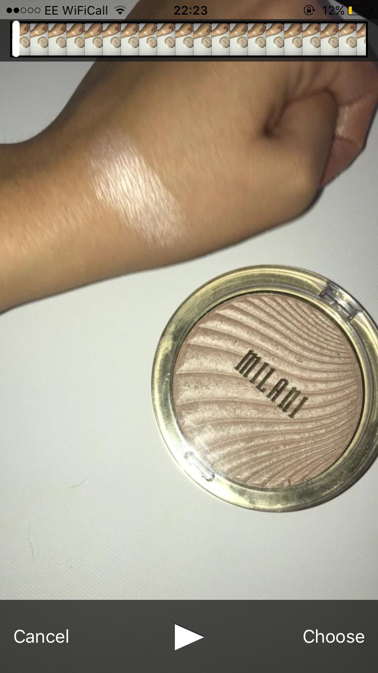 Photo of Milani Illuminating Face Powder uploaded by Lauren M.