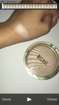 Milani Illuminating Face Powder uploaded by Lauren M.
