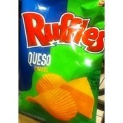 Ruffles® Queso Cheese Flavored Potato Chips uploaded by Maria Carolina L.