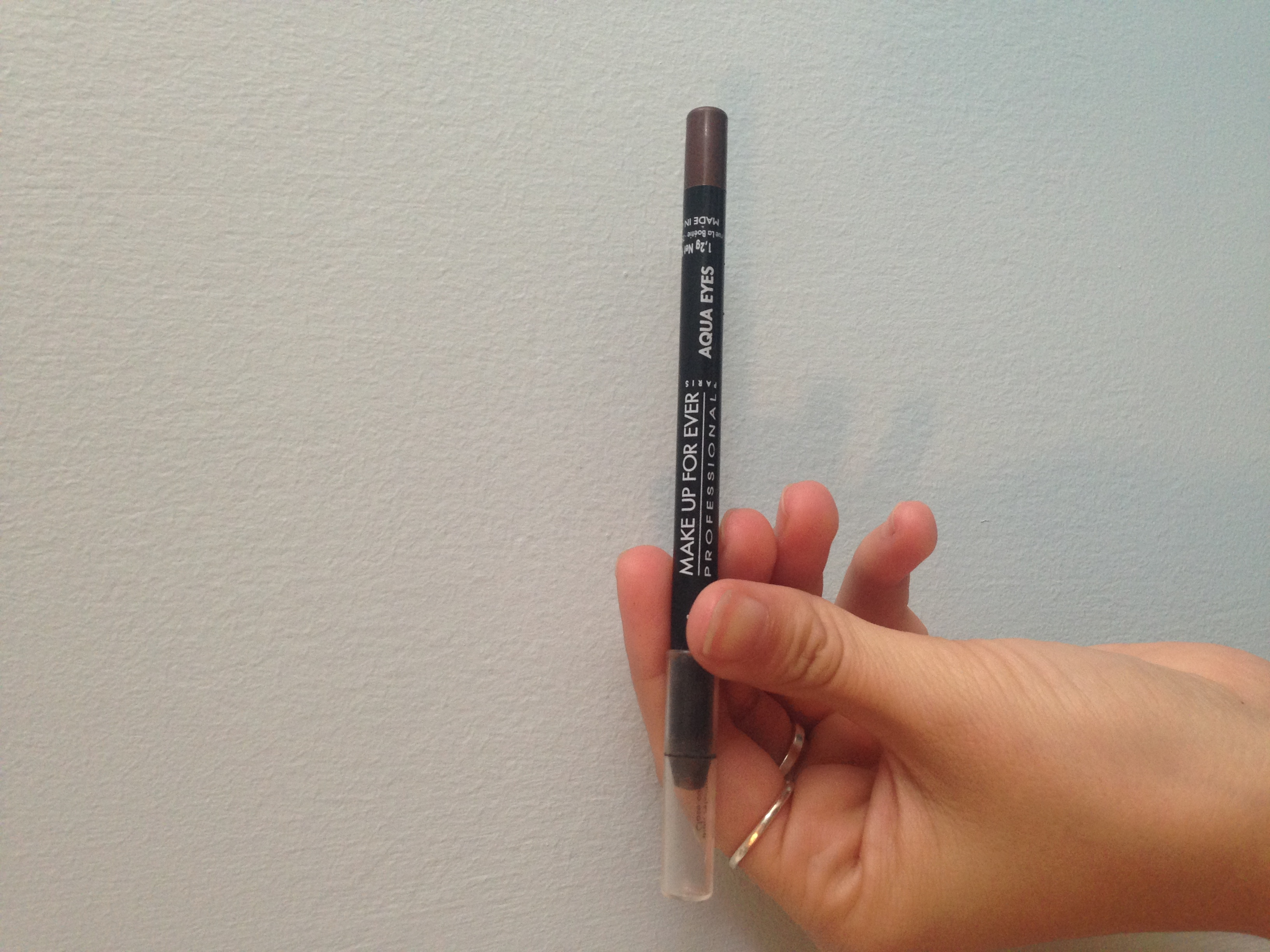 Photo of MAKE UP FOR EVER Aqua Eyes Waterproof Eyeliner Pencil uploaded by Maura S.
