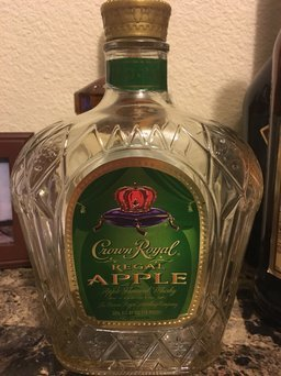 Crown Royal Apple uploaded by Yarelis O.