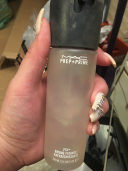 MAC Prep + Prime Fix+ uploaded by Sara V.