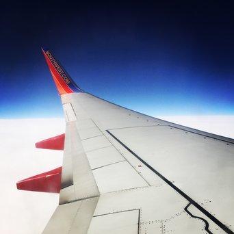 Southwest Airlines uploaded by Ellen C.