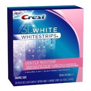 Crest 3d White Whitestrips Gentle Routine 56 Strips uploaded by Elaine B.