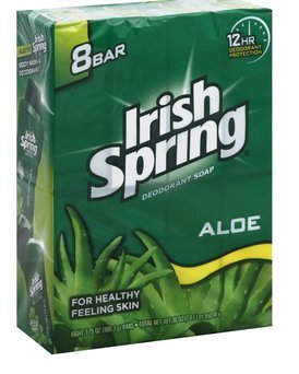 Photo of Irish Spring Aloe Bar Deodorant Soap uploaded by Larry M.